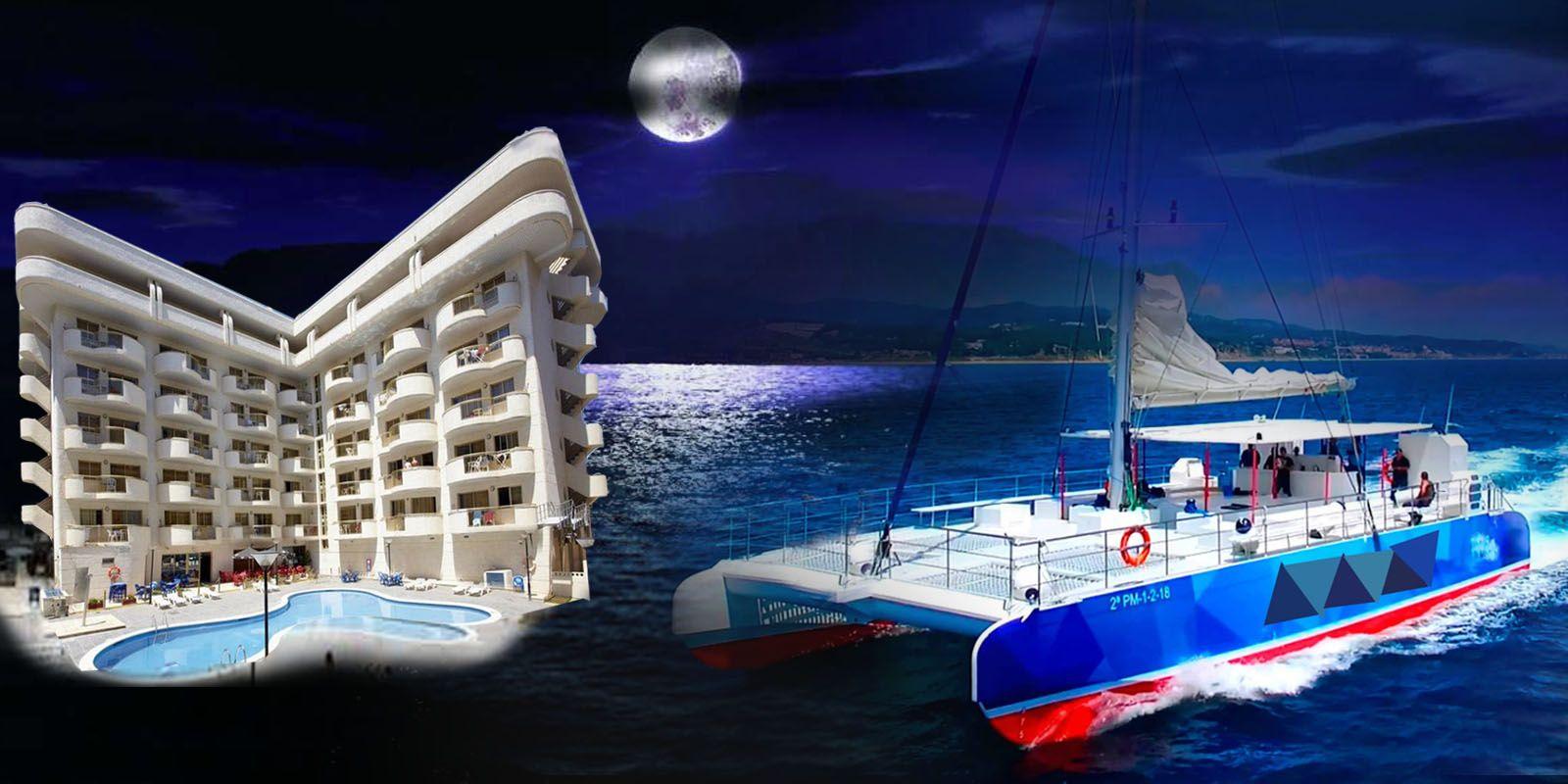 Alojamiento Barco privado y disco