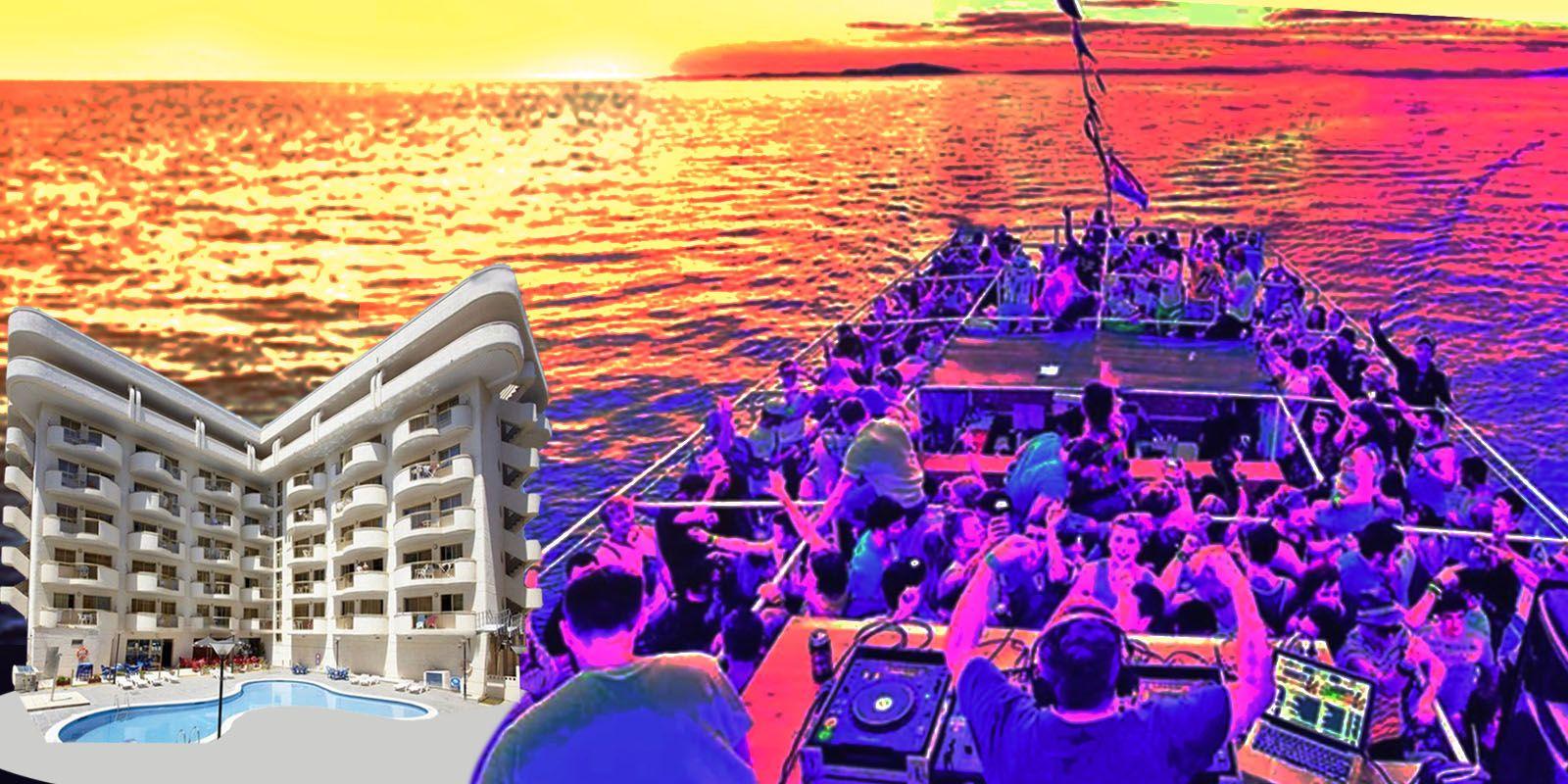 Alojamiento Barco y disco