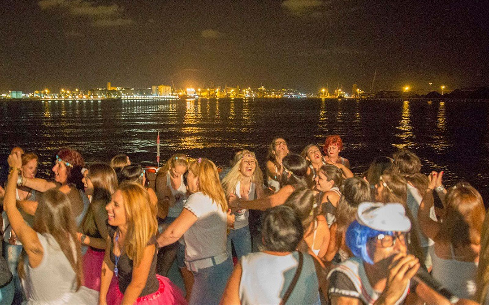 Pack 1 Barco Festival y disco